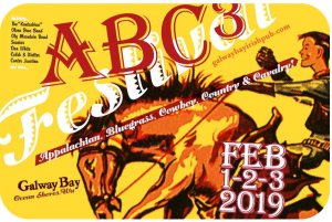 2019 ABC Irish Music Festival Poster.