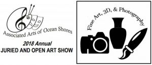 Associated Arts of Ocean Shores Fine Art and Photography Show