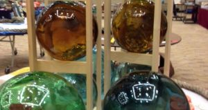Japanese Glass Floats.