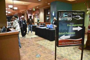 UFO Paranormal Summit at Quinault Beach Resort & Casino.